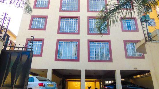 異國公寓酒店