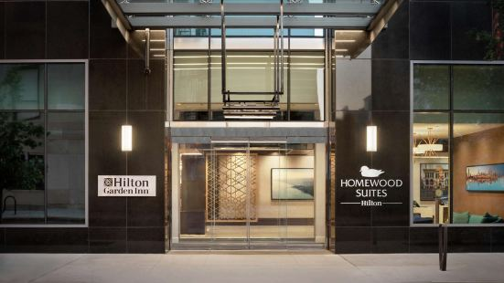 Hilton Garden Inn Chicago Downtown South Loop