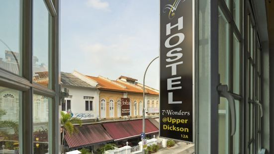7 Wonders Hostel @Upper Dickson
