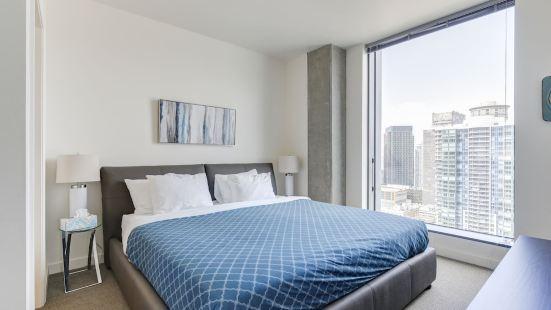 100 沃克史寇帕克廣場市集公寓式客房