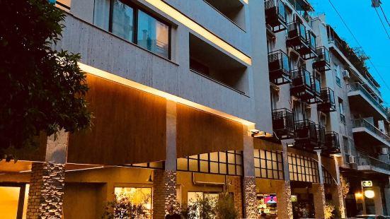 雅典一室公寓