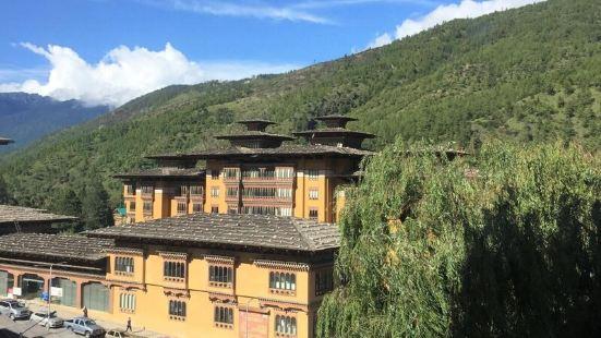 不丹精品住宅酒店