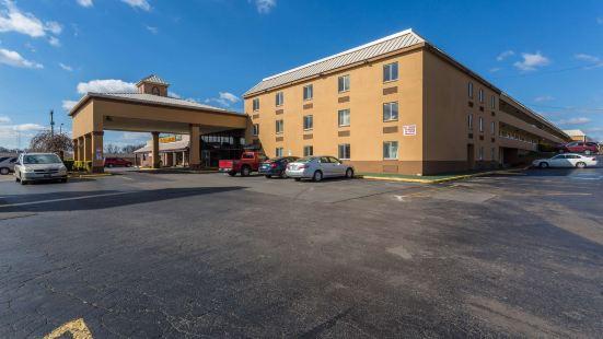 Motel 6-Nashville, TN