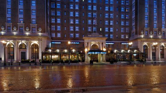 希爾頓格芮精選安威格蘭德廣場酒店