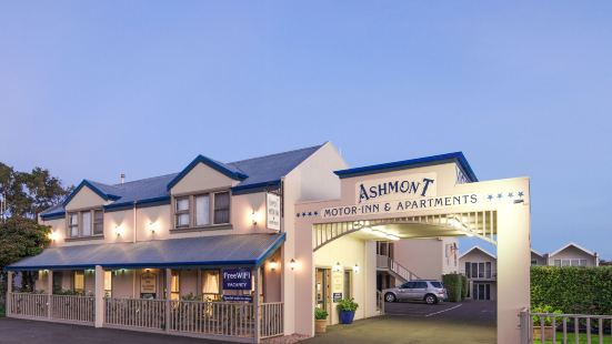 Ashmont Motor Inn & Apartments Port Fairy
