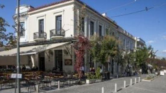 O&B雅典精品酒店