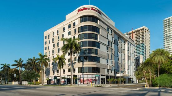Hampton Inn & Suites Miami Midtown, FL