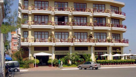 阿瑪佳亞帕克姆套房酒店