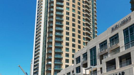 Dream Inn Dubai Apartments - Burj Views