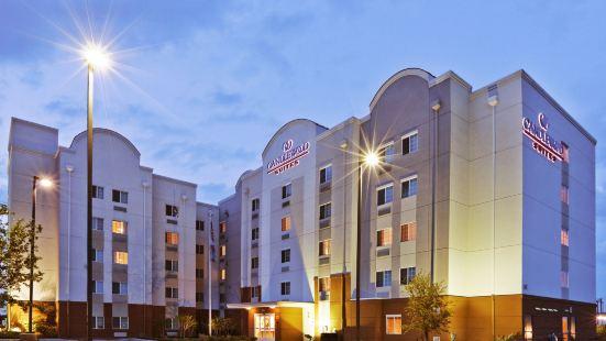 普萊諾東燭木套房酒店