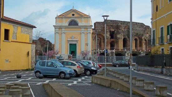 Janara - Teatro Romano