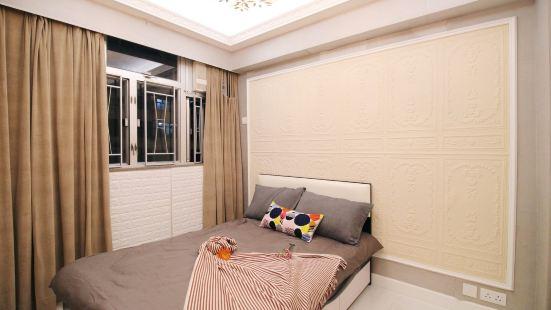 油麻地地鐵上蓋簡潔舒適3房2衞可住8人