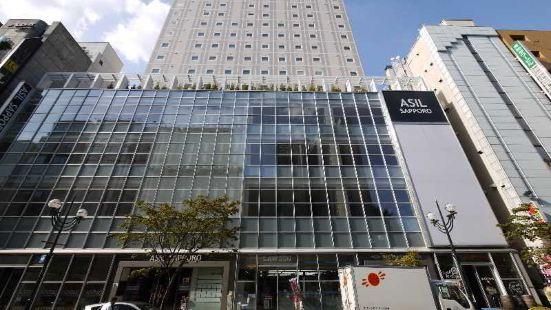 路線旅館札幌市中央區酒店