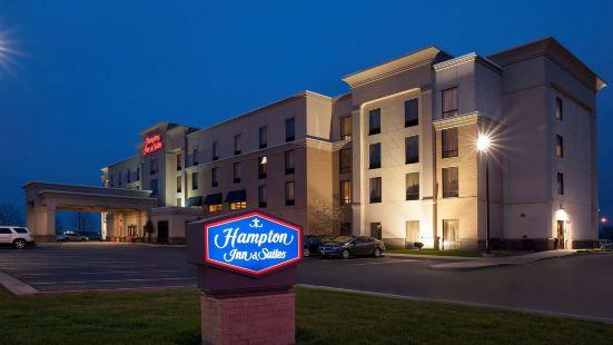 印第安納波利斯費希爾斯歡朋套房酒店