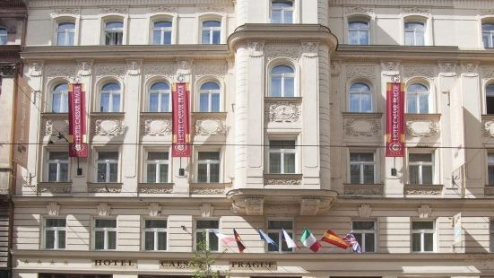 Hotel Caesar Pragu