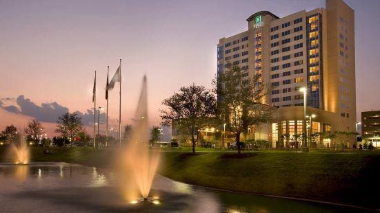 休斯頓能源走廊希爾頓尊盛酒店