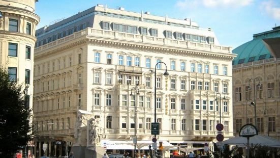 Hotel Sacher Wien-The Leading Hotels of The World