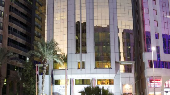 阿爾拉達阿亞羅塔納阿布扎比酒店