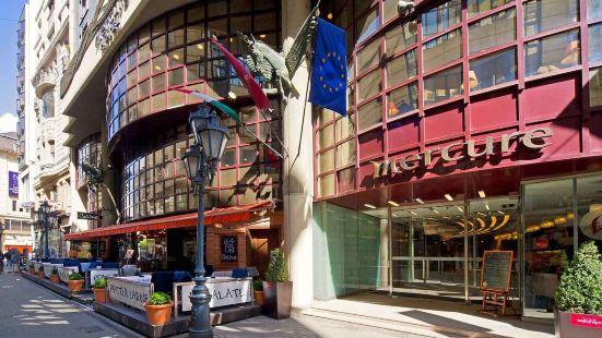 布達佩斯市中心美居酒店