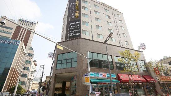 크리스탈 레지던스 호텔