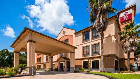 北休斯頓貝斯特韋斯特優質套房酒店