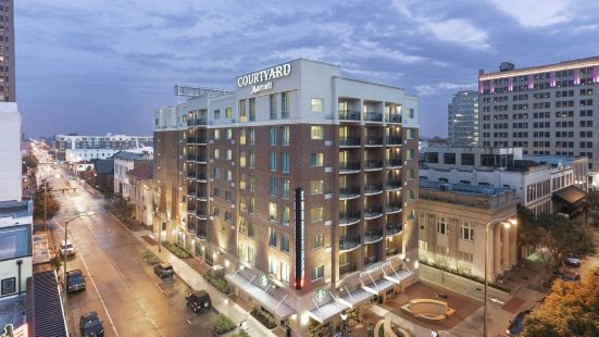 Courtyard by Marriott Baton Rouge Downtown