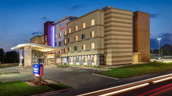費爾菲爾德旅館及套房-坎圖