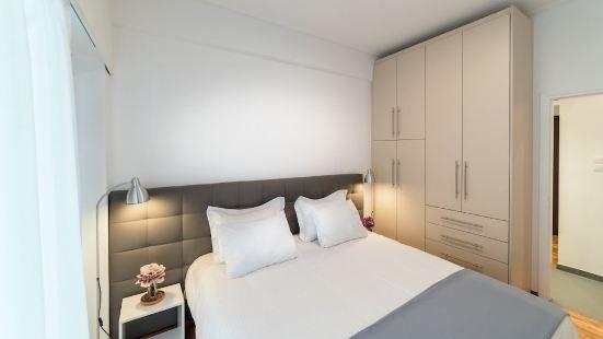近雅典衞城的現代化設計公寓