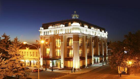 弗拉季卡夫卡茲阿萊克桑德羅福斯基大酒店
