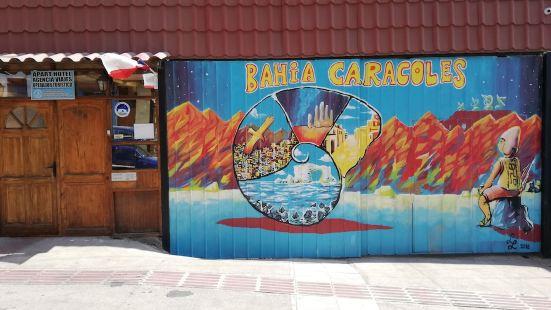 Apart Hotel Bahia Caracoles