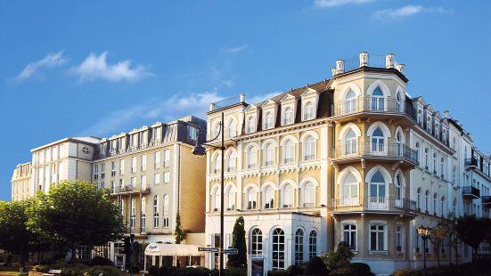 巴特洪堡施柏閣酒店