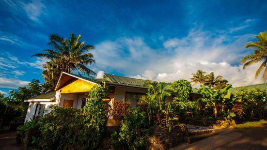 復活節島生態旅館