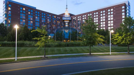 波士頓洛根機場希爾頓酒店