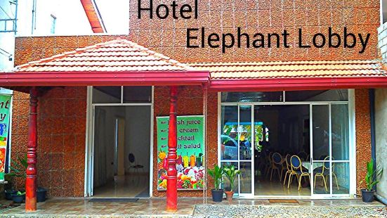 Hotel Elephant Lobby