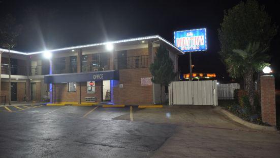 達拉斯市中心套房酒店