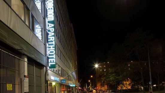 Forenom Aparthotel Helsinki Kamppi