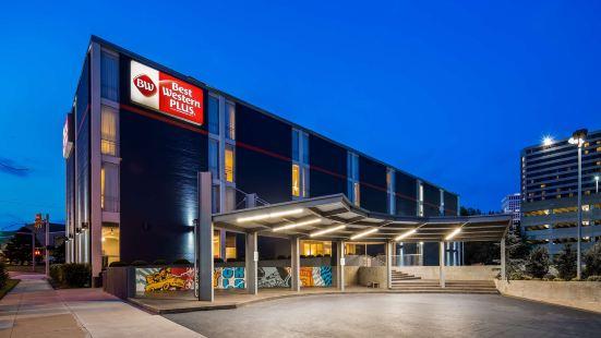 塔爾薩市中心 - 66 路貝斯特韋斯特優質酒店