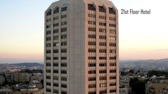 21樓公寓式酒店