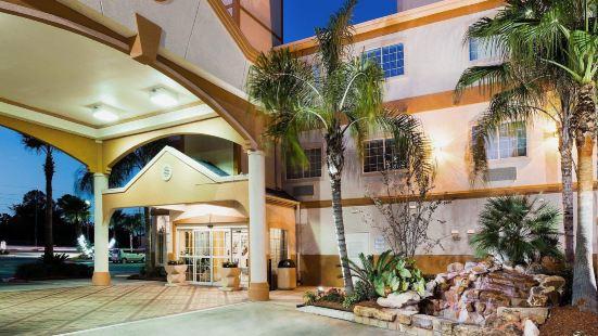 休斯頓阿塔斯科西塔貝斯特韋斯特優質酒店