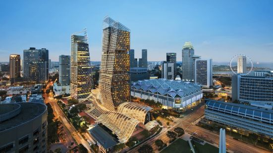 JW 메리어트 호텔 싱가포르 사우스 비치