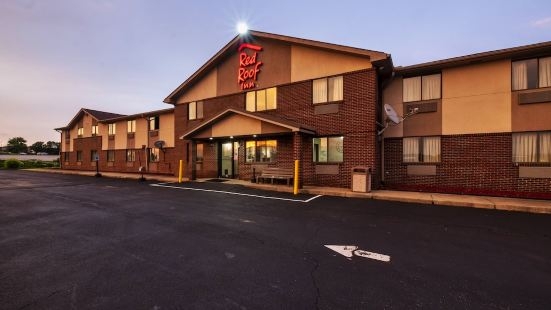 格林斯堡紅屋頂酒店