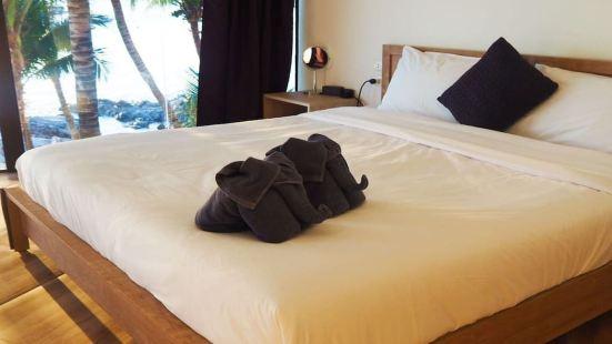 232A泰國布吉芭東1卧室日落海景泳池別墅