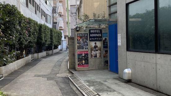 아도니스 호텔 - 남성투숙객 전용, 도미토리 & 개인룸, 시부야 주변