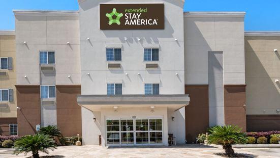 聖安東尼奧北部石橡樹區長住酒店