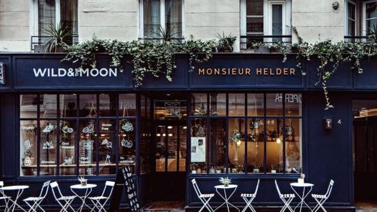 Hotel Monsieur Helder Paris