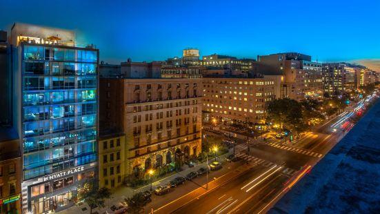 華盛頓DC /白宮凱悦嘉軒酒店