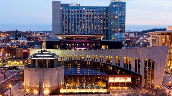 SpringHill Suites by Marriott Nashville Vanderbilt/West End