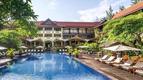 Victoria Angkor Suite