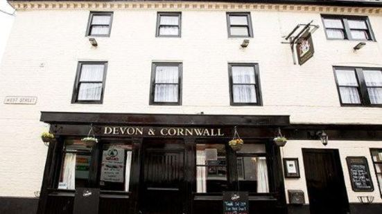 Devon & Cornwall Inn