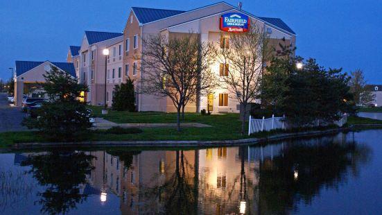 奧拉西堪薩斯城萬豪費爾菲爾德酒店